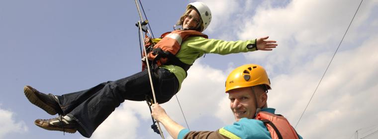 FNV Recreatie streeft naar een recreatiebranche, waarin werknemers gewoon lekker kunnen werken